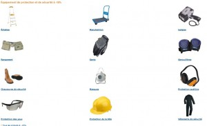 CODE PROMO AMAZON ! 15% sur 600 équipements de protection et de sécurité  (Échelles, Gants , Manutention, Lampes, Chaussures, Protection…)