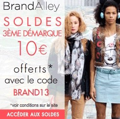 code promo brandalley soldes