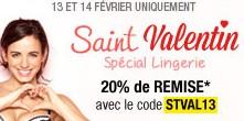 code promo lingerie