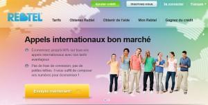 Code promo Rebtel : Appels internationaux vraiment pas cher (spécial St Valentin)