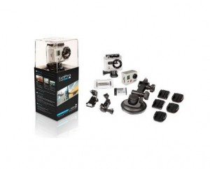 Le plus bas prix ! Camera GoPro Hero 2 Motorsport édition à seulement 238 euros (port inclus)