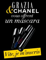 mascara Chanel offert