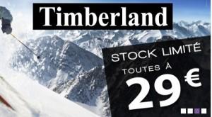 Toutes les lunettes de soleil Timberland à 29 euros !