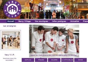 Ateliers cuisine gratuits Bercy Village 31 mars et 1 avril