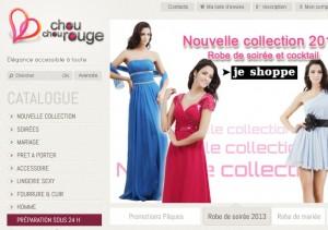 Code promo 10 euros offerts - Robes de soirée/Mariage/Cocktail Chouchourouge