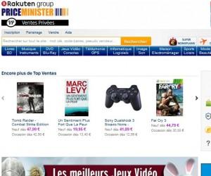Code promo 20 euros pour 140 euros d'achat Priceminister le mercredi 5 mars