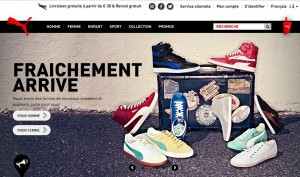 Code promo 30% de réduction PUMA (sans minimum)