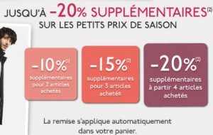 offre galeries lafayette