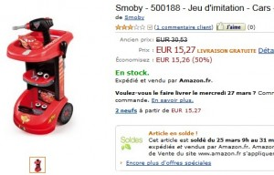 SOLDES SMOBY