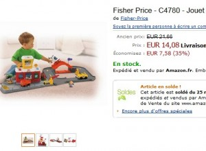 Soldes Aéroport Little People de Fisher Price à moins de 15 euros