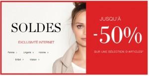 Soldes Marks & Spencer : Jusqu'à moins 50% + livraison gratuite dès 35 euros