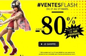 Vente Flash jusqu'à moins 80% chez UncleJeans (livraison gratuite)