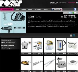 Vente privée petit-électroménagers Clatronic