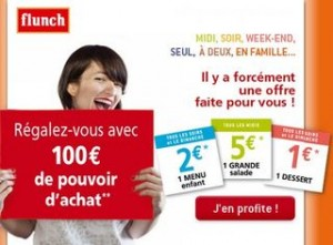 Coupons reduction a imprimer flunch