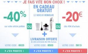Daxon : Mixeur et livraison gratuite