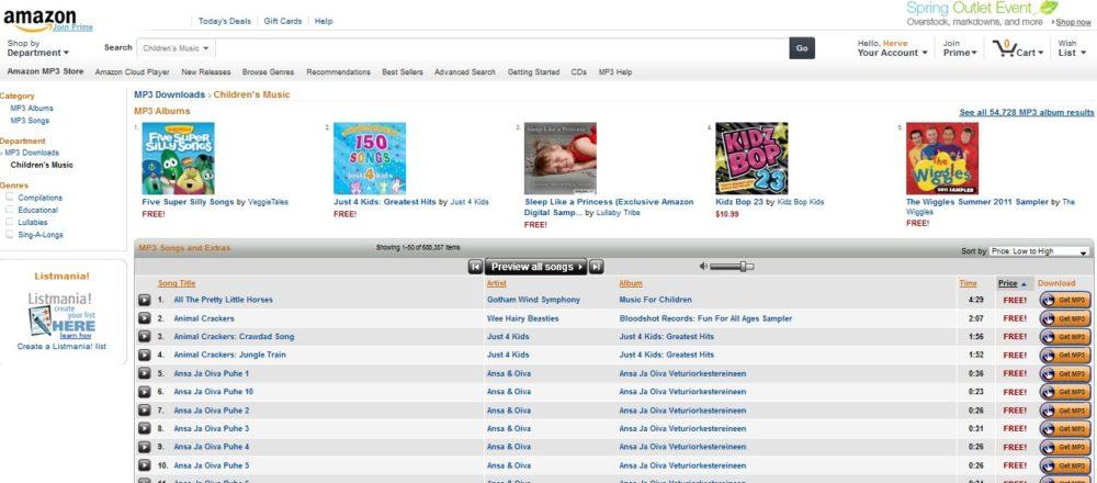 90 titres mp3 de chansons enfantines t l charger. Black Bedroom Furniture Sets. Home Design Ideas
