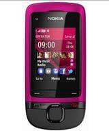 Nokia C2-05 Rose pas cher