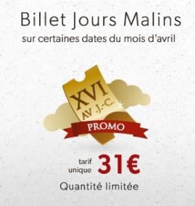 Parc Asterix : Billet à 31 euros