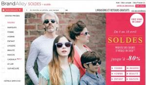 Soldes Flottants Brandalley 2013