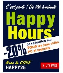 Jusqu'à minuit ! Moins 20% sur tous les jeux videos –Auchan