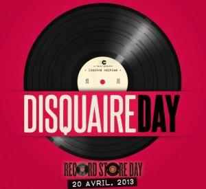 Disquaire Day 20 avril 2013 : Concerts et Showcase d'artistes indépendants dans toutes la France
