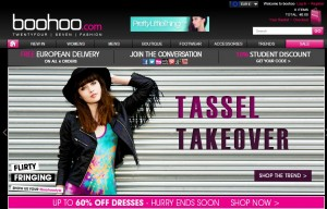 moins 15 pourcent boohoo code promo