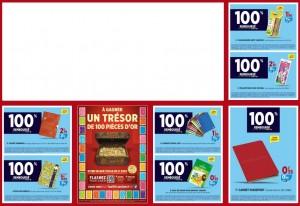Offre 100% remboursés Auchan papeterie