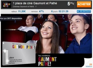 Deal Place cine Gaumont-Pathe
