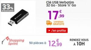 prix usb 32go 12 euros