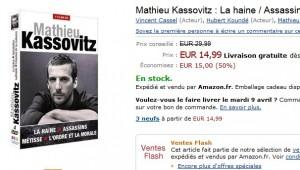 promo coffret DVD Mathieu Kassovitz