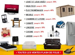 vente flash Auchan 14-15 avril