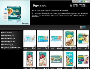 Vente priv e pampers chez private outlet - Code promo valides chez vente privee ...