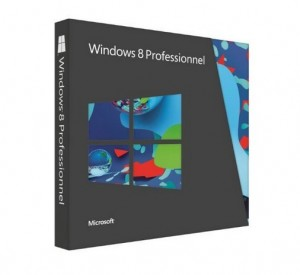 54,80 euro Windows 8 Professionnel + 20 euros en carte cadeau Boulanger