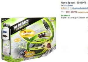 Circuit Triple loop Nano Speed en promo moins de 20 euros