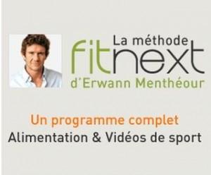 Coaching Fitnext Erwann Mentheour code promo