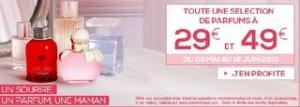 Parfum 29 euros Marionnaud