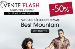 vente flash Best Mountain