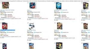 Un jeu Disney acheté = le deuxième à moitié prix (derniers jours)