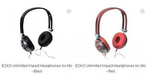 casque audio Ecko bon plan