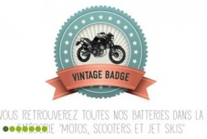 Code promo 5% sur les batteries scooter, moto et jet Ski
