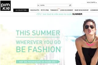 code promo PIMKIE mai juin 2013