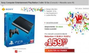 promo Sony PS3 Ultra Slim