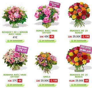 Bon plan livraison de fleurs offerte - Code promo tati livraison offerte ...