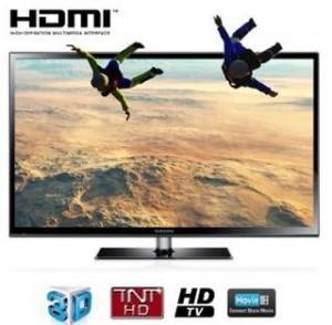 450 euros Téléviseur plasma 3D 109 cm Samsung