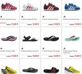 Chaussures Adidas moitie prix
