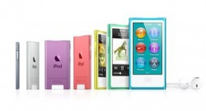 Moins de 140 euros iPod Nano 16Go 7eme generation port inclus toutes couleurs