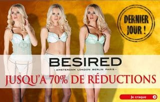 PROMO LINGERIE BESIRED SEXY