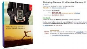 PROMO pack Adobe «Photoshop Elements 11 + Premiere Elements 11 »