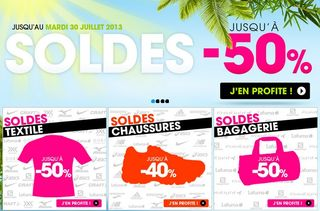 Soldes chaussures et vêtements Running -50% + livraison gratuite / Casal Running
