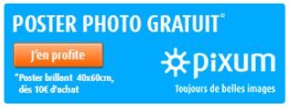 poster photo gratuit 40 par 60